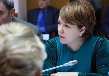 Депутат Государственной Думы Ирина  Гусева рассказала о последних изменениях федерального законодательства.